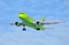 S7 Airlines Airbus A320-214 Tsentralny - Omsk - (UNOO / OMS), Russia VQ-BOA cn:5001 Март 17, 2017  Maxim Golbraykht