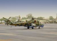 Sudan - Air Force Mil Mi-24 Khartoum - (HSSS / KRT), Sudan 946 cn:    Georgii Zukhar