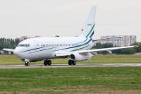 Jet Connections Boeing 737-2V6(Adv) Zhulyany - Kiev - (UKKK / IEV), Ukraine VP-CAQ cn:22431/803 Май 25, 2017  Oleksandr Smerychansky