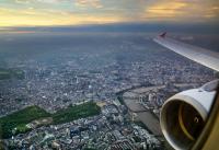 Austrian Airlines Airbus A321-111 In Flight, UK OE-LBA cn:552 Июль 9, 2016  Oleg V. Belyakov