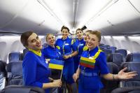 Ukraine International Airlines Boeing 737-8KV Vilnius Intl - Vilnius - (EYVI / VNO), Lithuania UR-PSR cn:38124/5977 Июнь 11, 2017  Oleg V. Belyakov