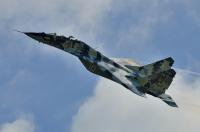 Ukraine - Air Force Mikoyan-Gurevich MiG-29UB (9-51) Unknown, Unknown 10 WHITE cn:50903023325 Июнь 2017  Yura Tanchyn
