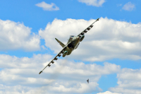 Ukraine - Air Force Sukhoi Su-25M1 Unknown, Ukraine 41 WHITE cn: Июнь 2017  Pavel Kapustin
