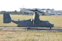 USA - Air Force Bell - Boeing V-22B Osprey Odessa-Central - Odessa - (UKOO / ODS), Ukraine 08-0051 cn:D1042 Июль 11, 2017  petr padalko