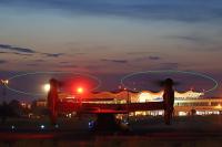 USA - Air Force Bell - Boeing V-22B Osprey Odessa-Central - Odessa - (UKOO / ODS), Ukraine 08-0051 cn:D1042 Июль 11, 2017  Sergey Smolentsev