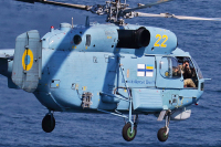 Ukraine - Navy Kamov Ka-27PL Off-Airport, Ukraine 22 YELLOW cn:5235001023301 Июль 21, 2017  Sergey Smolentsev