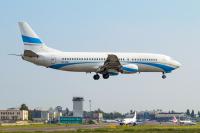 DART Boeing 737-400 Zhulyany - Kiev - (UKKK / IEV), Ukraine UR-CQH cn:26320/2563 Июль 25, 2017  Oleksandr Smerychansky