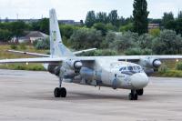 Ukraine - Navy Antonov An-26 Kulbakino - Nikolayev - (UKOR), Ukraine 10 YELLOW cn:8402 Июль 14, 2017  Andrey Rakul