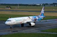 Turkish Airlines Airbus A321-231 Odessa-Central - Odessa - (UKOO / ODS), Ukraine TC-JRG cn:3283 Июнь 2017  petr padalko