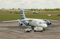 Ellinair Avro 146-RJ85 Odessa-Central - Odessa - (UKOO / ODS), Ukraine SX-EMI cn:E2305 Июнь 11, 2017  petr padalko