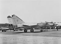 Ukraine - Air Force Mikoyan-Gurevich MiG-25RBT Danylo Halytskyi - Lviv - (UKLL / LWO), Ukraine  cn:02019931 Август 1992  Alfred Matusevich