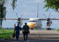 Antonov Design Bureau Crew - Aviation theme Gostomel (Antonov) - Kiev - (UKKM / GML), Ukraine  cn: Август 8, 2017  Vasiliy Koba