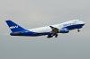 SW Italia Boeing 747-4R7F(SCD) Almaty - (UAAA / ALA), Kazakhstan I-SWIB cn:29730 Август 15, 2017  Bakayenko Andrey - Kazakhstan Spotting Club