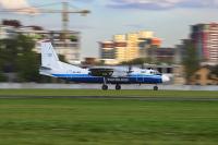 Motor Sich Airlines Antonov An-24RV Zhulyany - Kiev - (UKKK / IEV), Ukraine UR-MSI cn:27307608 Июль 16, 2017  Oleg V. Belyakov