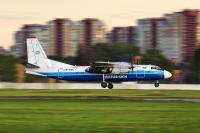 Motor Sich Airlines Antonov An-24RV Zhulyany - Kiev - (UKKK / IEV), Ukraine UR-BXC cn:37308902 Июль 16, 2017  Oleg V. Belyakov