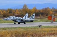 Ukraine - Air Force Mikoyan-Gurevich MiG-29 (9-13) Ivano-Frankovsk - (UKLI / IFO), Ukraine 71 WHITE cn:29002  2016  Sergey Smolentsev
