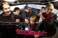Wizz Air Crew - Aviation theme Zhulyany - Kiev - (UKKK / IEV), Ukraine HA-LYW cn:7695 Август 23, 2017  Oleg V. Belyakov