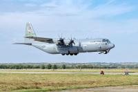 USA - Air Force Lockheed Martin C-130J-30 Hercules Starokostyantyniv - (UKLS), Ukraine 06-1467 cn:382-5585 Сентябрь 20, 2017  Vladimir Vorobyov