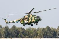 Ukraine - Army Mil Mi-8MT Withheld, Ukraine 84 RED cn:  2017  Igor Bubin