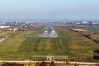 Airport Airport Chernovtsy - (UKLN / CWC), Ukraine  cn: Октябрь 17, 2017  Igor Bubin