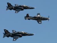 Canada - Air Force BAe CT-155 Hawk London - (CYXU / YXU), Canada 155212 cn:IT020/0706 Сентябрь 24, 2017  Golf