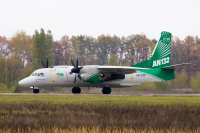 Antonov Design Bureau Antonov An-132D Gostomel (Antonov) - Kiev - (UKKM / GML), Ukraine UR-EXK cn:001 Октябрь 27, 2017  Dylan Malyasov