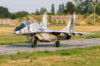 Ukraine - Air Force Mikoyan-Gurevich MiG-29UB (9-51)