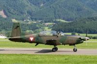Austria - Air Force Pilatus PC-7 Zeltweg - (LOXZ), Austria 3H-FN cn:485 Июль 2, 2011  Ivan Krpan