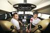 Vista Jet Bombardier BD-700-1A10 Global 6000 World Central Intl - Dubai - (OMDW / DWC), United Arab Emirates 9H-VJX cn:9730 Ноябрь 12, 2017  Oleg V. Belyakov