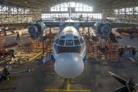 Exin Antonov An-26B Zhulyany - Kiev - (UKKK / IEV), Ukraine SP-FDR cn:11305 Январь 9, 2018  Vitaliy Nesenyuk