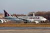 Qatar Airways Airbus A320-232 Borispol - Kiev - (UKBB / KBP), Ukraine A7-AHS cn:5010 Декабрь 26, 2017  Olexandr Nasushnyi