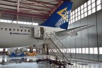 Air Astana Airbus A321-271N Almaty - (UAAA / ALA), Kazakhstan P4-KDC cn:7567 Январь 12, 2018  Bakayenko Andrey - Kazakhstan Spotting Club
