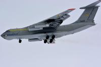 Ukraine - Air Force Ilyushin Il-76MD Borispol - Kiev - (UKBB / KBP), Ukraine 76683 cn:0063468029 Февраль 28, 2018  Evgeniy Kudinov