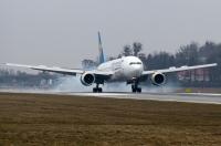 Ukraine International Airlines Boeing 777-2Q8(ER) Danylo Halytskyi - Lviv - (UKLL / LWO), Ukraine UR-GOA cn:29402/517 Март 16, 2018  Yura Tanchyn