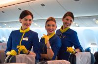 Ukraine International Airlines Steward - Aviation theme Danylo Halytskyi - Lviv - (UKLL / LWO), Ukraine  cn: Март 16, 2018  Yura Tanchyn