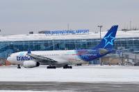 Air Transat Airbus A330-243 Danylo Halytskyi - Lviv - (UKLL / LWO), Ukraine C-GJDA cn:248 Март 19, 2018  Alfred Matusevich