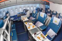 Ukraine International Airlines Boeing 777-2Q8(ER) Borispol - Kiev - (UKBB / KBP), Ukraine UR-GOA cn:29402/517 Февраль 22, 2018  Dmitry Birin