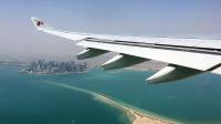 Qatar Airways Airbus A330-302 Doha Intl - Doha - (OTBD / DOH), Qatar A7-AEB cn:637 Март 1, 2018  Dmitro Kochubko