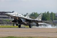 Ukraine - Air Force Mikoyan-Gurevich MiG-29 (9-13) Kulbakino - Nikolayev - (UKOR), Ukraine  cn: Апрель 2018  Jenyk