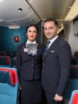 Turkish Airlines Steward - Aviation theme Borispol - Kiev - (UKBB / KBP), Ukraine TC-LJA cn:44121/1296 Апрель 25, 2018  Dmitry Birin