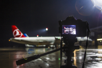 Turkish Airlines Other - Aviation theme Osnova - Kharkov - (UKHH / HRK), Ukraine TC-JMH cn:3637 Апрель 27, 2018  Khapilin Dima