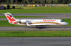 RusLine Canadair CRJ-100ER (CL-600-2B19) Pulkovo - St. Petersburg - (ULLI / LED), Russia VQ-BNY cn:7108 Август 30, 2015  Taras Bazhanskiy