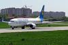 Ukraine International Airlines Boeing 737-8AS Danylo Halytskyi - Lviv - (UKLL / LWO), Ukraine UR-PSU cn:37542/3021 Май 3, 2018  Taras Bazhanskiy