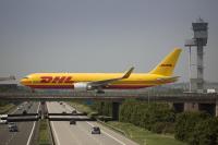 DHL Cargo Boeing 767-3JHF(ER) Leipzig Halle - Leipzig - (EDDP / LEJ), Germany G-DHLH cn: Май 13, 2018  Valeriy Serdyuk
