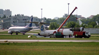 Bravo Airways McDonnell Douglas MD-83 Kyiv Sikorsky - Kiev - (UKKK / IEV), Ukraine UR-CPR cn:49946 Июнь 26, 2018  Vladyslav Kysliakov