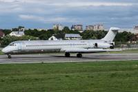 Anda Air McDonnell Douglas MD-82 Danylo Halytskyi - Lviv - (UKLL / LWO), Ukraine UR-CRX cn:49798 Июль 1, 2018  Oleg Spotter