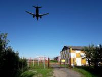 Airport Airport Talaghy - Arkhangelsk - (ULAA / ARH), Russia  cn: Июль 10, 2018  Fastfotic