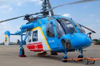 Ukraine - Navy Kamov Ka-226 Kulbakino - Nikolayev - (UKOR), Ukraine 41 YELLOW cn:03/02 Июль 12, 2018  Andrey Rakul