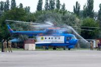 Ukraine - Navy Mil Mi-14PS Kulbakino - Nikolayev - (UKOR), Ukraine 34 YELLOW cn:75099 Июль 12, 2018  Andrey Rakul