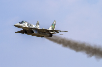 Ukraine - Air Force Mikoyan-Gurevich MiG-29 (9-13) Kulbakino - Nikolayev - (UKOR), Ukraine 43 BLUE cn:2960728505 Июль 12, 2018  Andrey Makarov